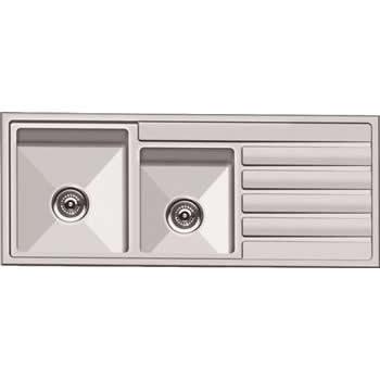 D33r Square Drop In Sink Menai Bathroom Renovations